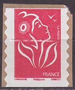 Timbre Neuf ** N° 3744b(Yvert) France 2005 - Marianne De Lamouche Philaposte Adhésif