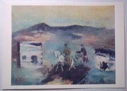 10703 N. Udaltsova. Riders - Paintings