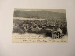 Zürich Vom Dolder Aus  1904 (750) - ZH Zurich