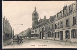 LOOS . La Grand ' Route . - France