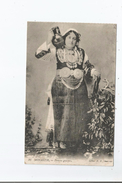 MONASTIR (BITOLA MACEDOINE) 36 FEMME GRECQUE (AVEC POTERIE BEAU PLAN) 1918 - Macédoine