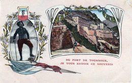Souvenir Du Fort De Tournoux, Alpes De Haute Provence - Casernes