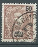 Portugal Lorenzo Marquès - Yvert N°  71 Oblitéré  - Cw 20904 - Lourenco Marques