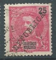 Portugal Lorenzo Marquès - Yvert N°  83 Oblitéré  - Cw 20905 - Lourenco Marques