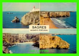 SAGRES, PORTUGAL - 4 MULTIVUES -  JOSÉ CASTELLA DE SOUSA - - Faro