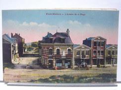 80 - FORT MAHON - L'AVENUE DE LA PLAGE - ANIMEE - 1923 - Fort Mahon