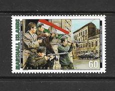 MARSHALL 1997 EVENEMENTS DU XXeme SIECLE(1950-1959)  COMMUNISME  YVERT N° NEUF MNH** - History