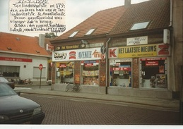 MERKSEM 5   1990   9/13 CM - Plaatsen