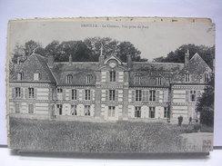 80 - FRIVILLE - LE CHATEAU - VUE PRISE DU PARC - 1909 - Autres Communes