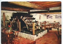 Saint Fort Sur Gironde : Le Moulin Du Sap (par Loisirs Barques Pedalos) La Crêperie Vente Directe De Pineau - Frankreich
