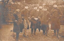 ¤¤  -  AVRANCHES  -  Carte-Photo Militaire En 1915    -  Voir Le Dos  -  ¤¤ - Avranches