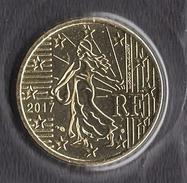 ** 50 CENT EURO 2017 FRANCE PIECE NEUVE ** - France