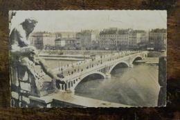 69, LYON, LE PONT WILSON VU DU HAUT DE L'HOTEL DIEU - Lyon