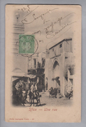 AK Afrika Tunesien Sfax 1912-08-24 Foto Garrigues #107 - Tunisie