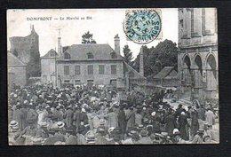 61  Domfront / Le Marché Au Blé - Domfront