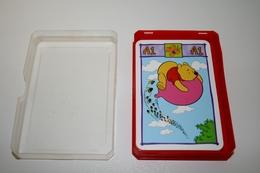 Speelkaarten - Kwartet, Winnie The Pooh, *** - - Speelkaarten