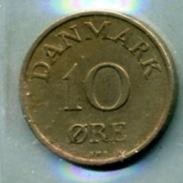 1955 10 ORE - Denmark