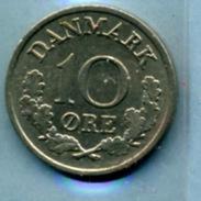 1972 10 ORE - Denmark