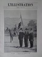 L´illustration N° 3885 18 Août 1917 Kerensky; Le Sous Marin De Wissant; Le Prisonnier De Tsarskoié-Selo - Journaux - Quotidiens