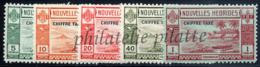 -Nouvelles-Hébrides Taxe 11/15** - New Hebrides