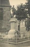A-17-1989 : MONUMENT AUX MORTS DE LA GRANDE-GUERRE 1914-1918. LIGNERES CARTE PHOTO - Autres Communes