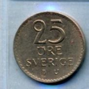 1964   25 ORE - Suède