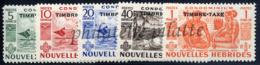 -Nouvelles-Hébrides Taxe 26/30** - New Hebrides