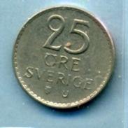 1970   25 ORE - Suède
