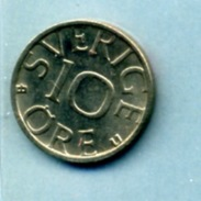 1980   10 ORE - Suède