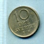 1968   10 ORE - Suède