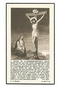 P 142. E.H. BERNARDUS VOSSEN - Norbertijner Kanunnik Abdij Grimbergen - Supprior - VAL-MEER 1913 /1950 - Imágenes Religiosas