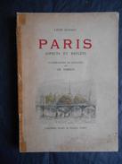 Leon Gosset-Paris Aspects Et Reflets Illustrations Couleur De Samson-1948-art-piazza - Libri, Riviste, Fumetti