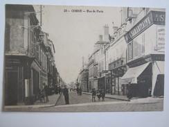 58 Nièvre Cosne Lrue De Paris - Cosne Cours Sur Loire