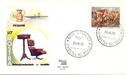 PESARO MOSTRA DEL MOBILE 1970 (GEN170175) - Professioni