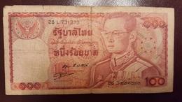 THAILANDE : 100 Bath - Tailandia