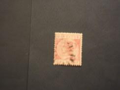 BARBADOS - 1882/6 REGINA  1 P. - TIMBRATO/USED - Barbados (...-1966)