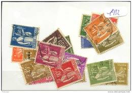 France  Années Completes (o) 1932 (19 Timbres) - ....-1939