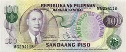 PHILIPPINES 100 PISO (PESOS) 1978 P-164b UNC  [PH1023b] - Philippines