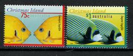 1995 - CHRISTMAS ISLAND - Catg.. Mi. 413/414 - NH - (I-SRA3207.6) - Christmas Island