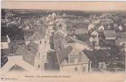 44,LOIRE ATLANTIQUE,cpa,SAVENAY,1905,prés Saint Nazaire,blain - Savenay