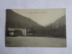 Le Rhone Au Défilé Du Fort De L'écluse - Unclassified