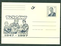 Belg. 1947 - 1997 - Buck Danny 50 - Entiers Postaux