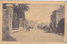 Fexhe-le Haut Clocher - Rue De La Sucrerie (animée, Edit. Henri Kaquet) - Fexhe-le-Haut-Clocher
