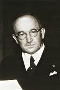Militaria WW2 - Edvard Benès, Président Tchèque En 1938 - 1939-45