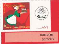 TIMBRE N° 40 (spink) Bécassine Adhésif , Coin De Feuille Daté , Luxe TT RARE - France