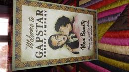 Ancienne Pub Carton GAPSTAR - Plaques En Carton