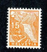 11410 -the Czar- Switzerland 1934  Michel #273 * (cat.€.75) Offers Welcome! - Svizzera