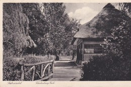 Salzwedel Schulenburg Park Feldpost WW2 1941 - Salzwedel