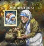 Sierra Leone 2016, Mother Teresa And Pope Francis II, BF