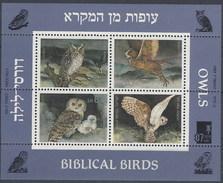 Israel HB 34 ** MNH. 1987 - Hojas Y Bloques